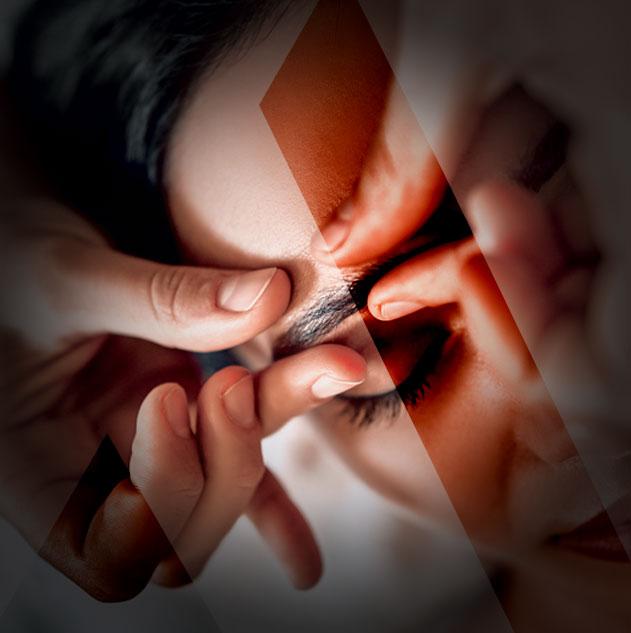 Augenbrauen Implantation Türkei